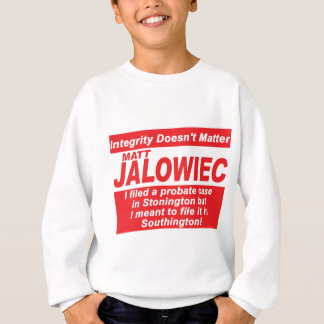 Jalowiec 2010 Campaign Sign Audit Sweatshirt