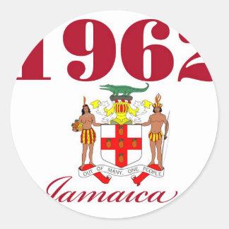 jam8 round sticker