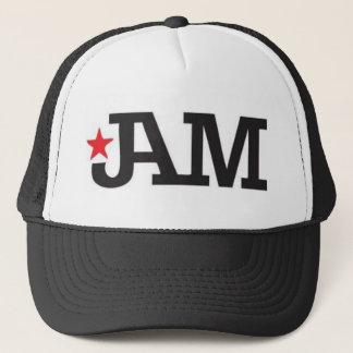 JAM- hat