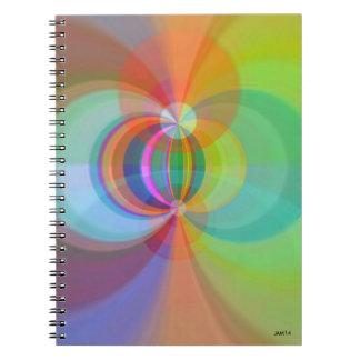 Jam_Jar_Marr Original Art Notebook