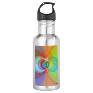 Jam_Jar_Marr Original Art Water Bottle