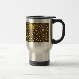 Jam On_ 15 Oz Stainless Steel Travel Mug