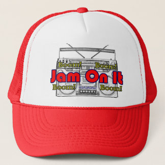 jam on it trucker hat
