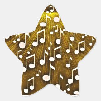 Jam On_ Star Sticker