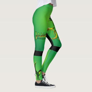 Jamaica 50th Leggings