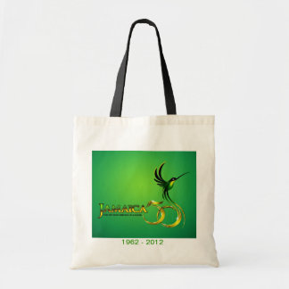 Jamaica 50th Tote Bag