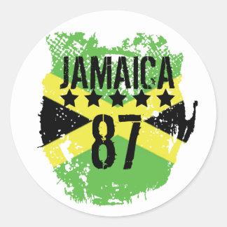 Jamaica 87 Sticker