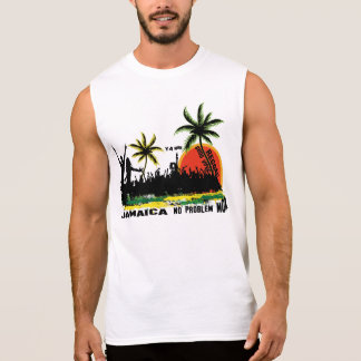 Jamaica Beach Party Sleeveless Shirt