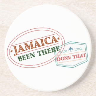 Jamaica Been There Done That Coaster