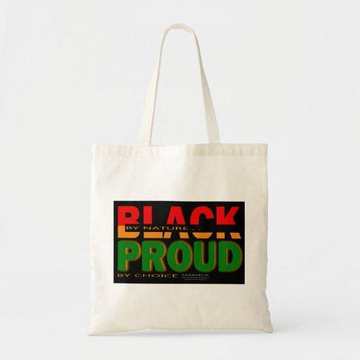 "Jamaica ""Black by Nature"" Tote Bag"