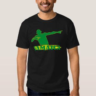 Jamaica Bolt T Shirts