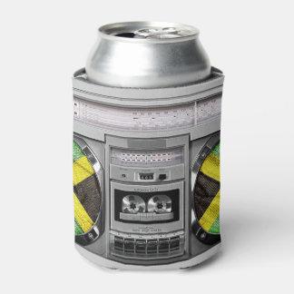 Jamaica boombox can cooler