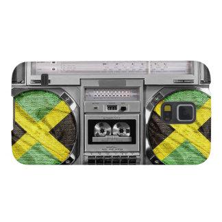 Jamaica boombox galaxy s5 cases