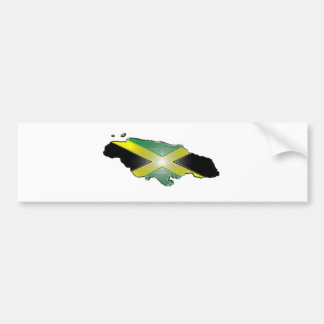 Jamaica Bumper Sticker