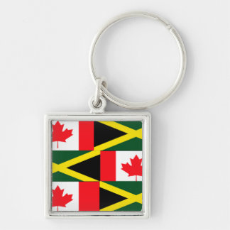 Jamaica-canadian key chains