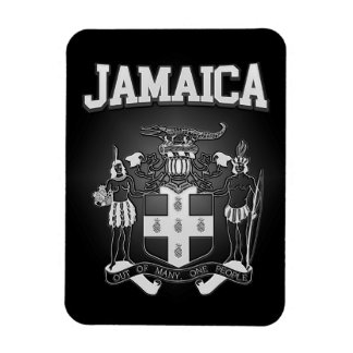 Jamaica Coat of Arms Magnet