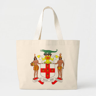 Jamaica Coat of Arms tote bag