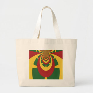 Jamaica Customize Product Large Tote Bag