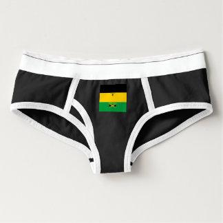 Jamaica Designer Name Brand Panty