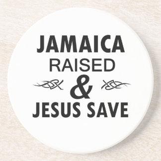 Jamaica designs coaster