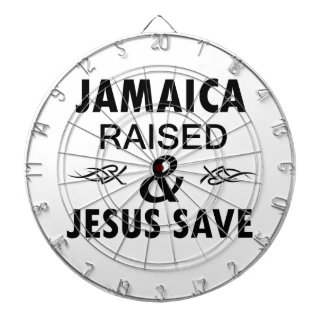 Jamaica designs dartboard