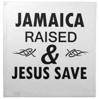 Jamaica designs napkin