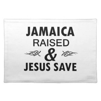 Jamaica designs placemat