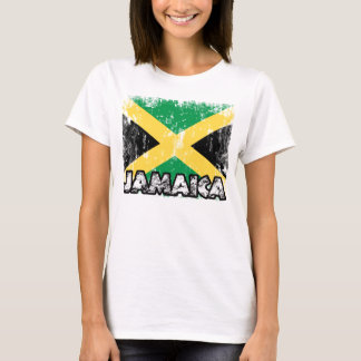 Jamaica - Distressed T-Shirt