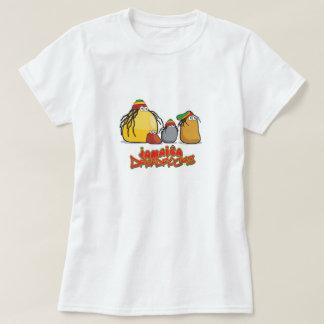 Jamaica Dreadrocks Women's T-Shirt