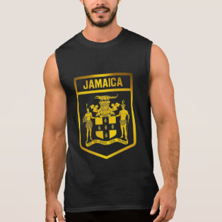 Jamaica Emblem Sleeveless Shirt