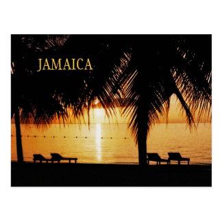 Jamaica Farewell Postcard