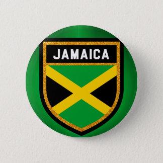 Jamaica Flag 2 Inch Round Button