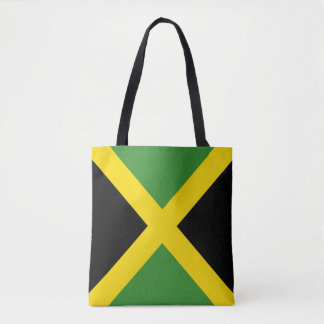 Jamaica flag Bag design