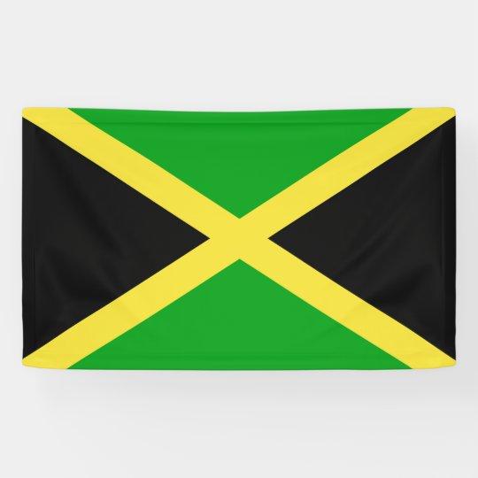 Jamaica Flag Banner