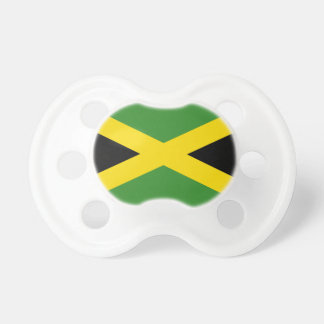 Jamaica Flag Booginhead Pacifier