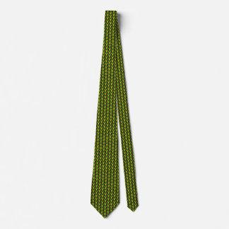 Jamaica Flag Hearts Tie