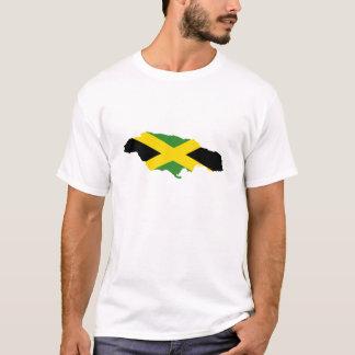 Jamaica flag Iceland - Proud Jamaicans - shirt