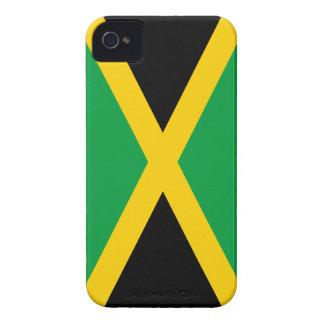 Jamaica flag iPhone 4 case