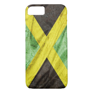 Jamaica flag iPhone 8/7 case