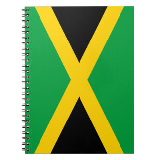 Jamaica Flag Notebooks