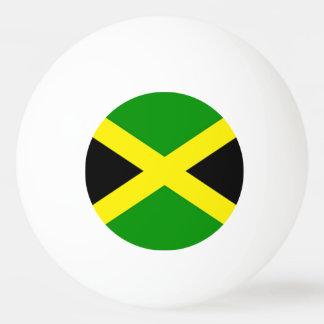 Jamaica Flag Ping-Pong Ball