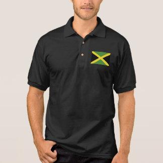 Jamaica Flag Polo Shirt
