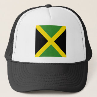 Jamaica flag  products trucker hat