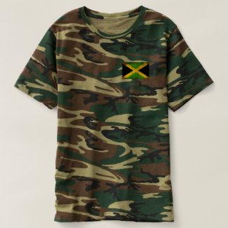 Jamaica flag - Proud Jamaicans - Jah Army shirt