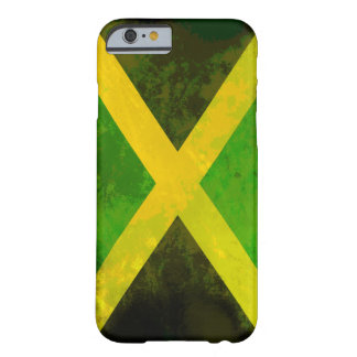 jamaica flag - reggae roots barely there iPhone 6 case