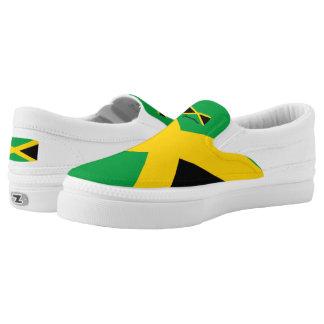 Jamaica Flag Slip-On Shoe(2)