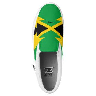 Jamaica Flag Slip-On Shoe(3)