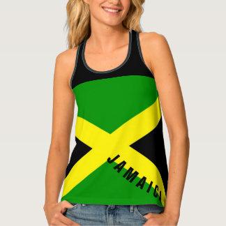 Jamaica Flag Tank Top | Racerback