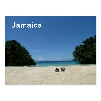 Jamaica Frenchman's Cove Beach Postcard
