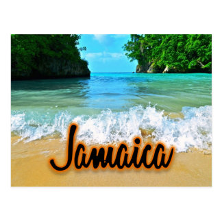 Jamaica Frenchman's Cove Postcard